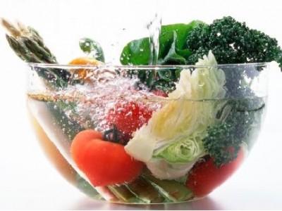 Tem como retirar os agrotóxicos dos alimentos?