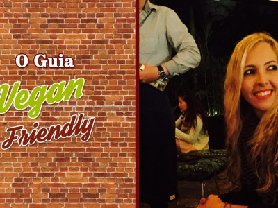 "Locais visitados para ""O Guia Vegan Friendly"""